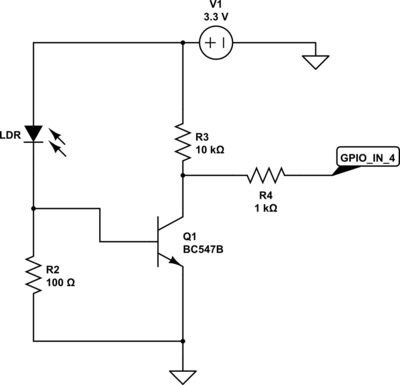 raspberry pi \u0026 arduino a laser pointer communication and a ldrFurther Laser Munication Circuit On Laser Diode Circuit Diagram #18
