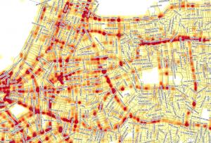 Heatmap POA